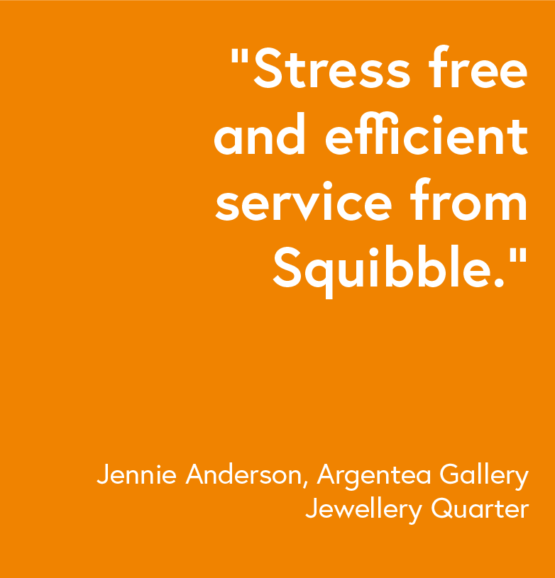 Stress free service quote